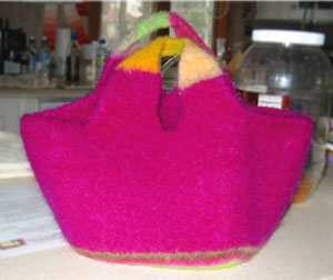 French Market Bag