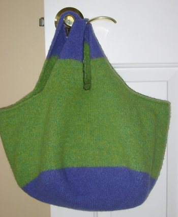 Second French Market Bag